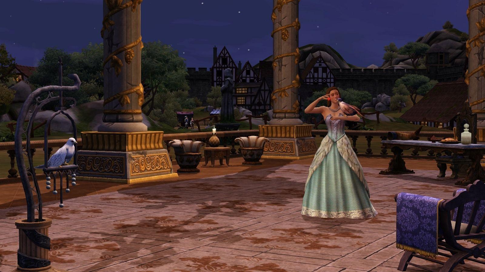 V srpnu se rozšíří The Sims Medieval 46321