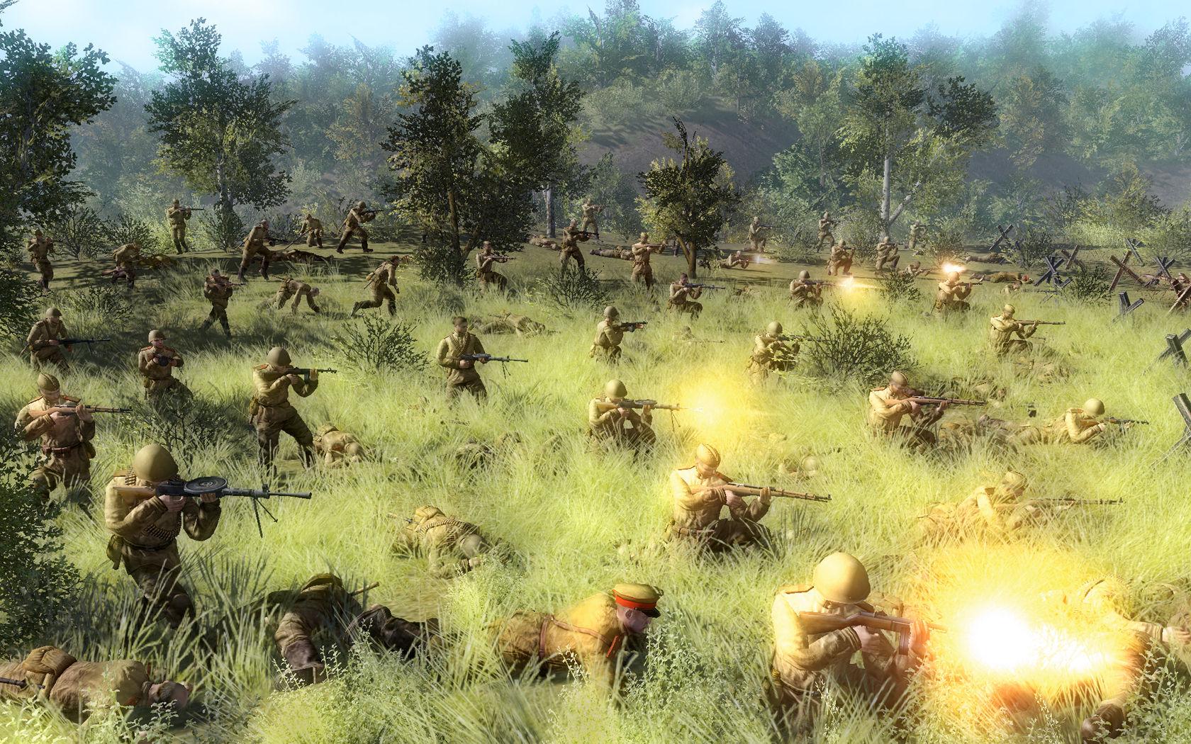 Men of War: Condemned Heroes ve vývoji 46341