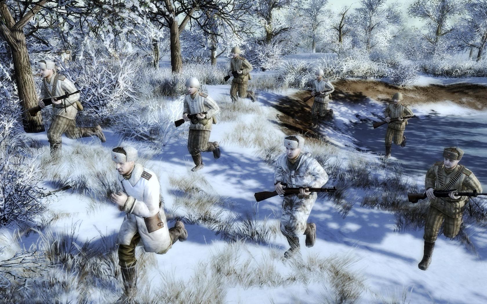 Men of War: Condemned Heroes ve vývoji 46343