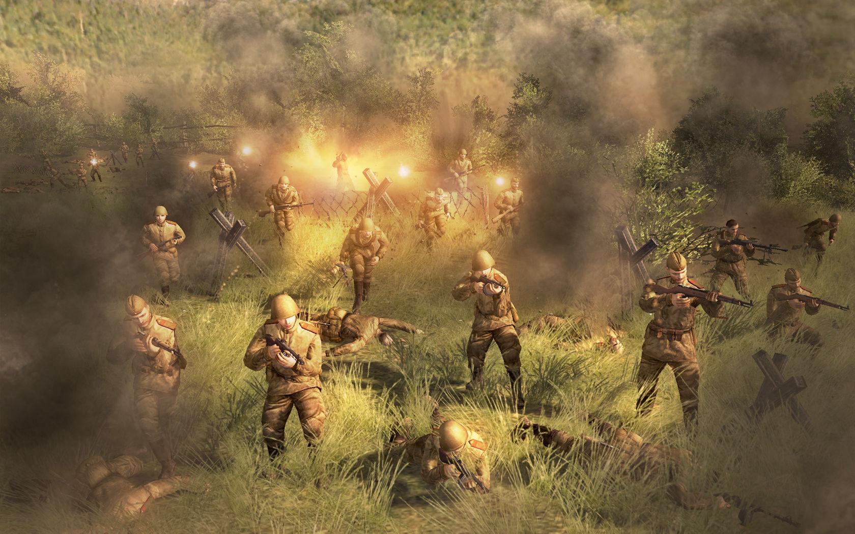 Men of War: Condemned Heroes ve vývoji 46344