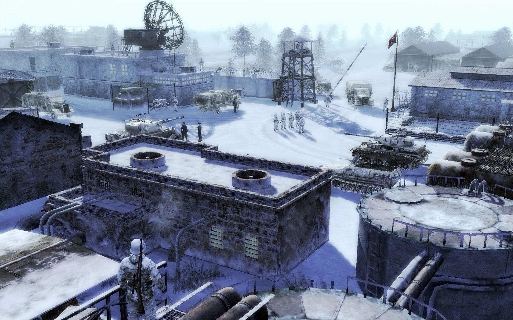 Men of War: Condemned Heroes ve vývoji 46345