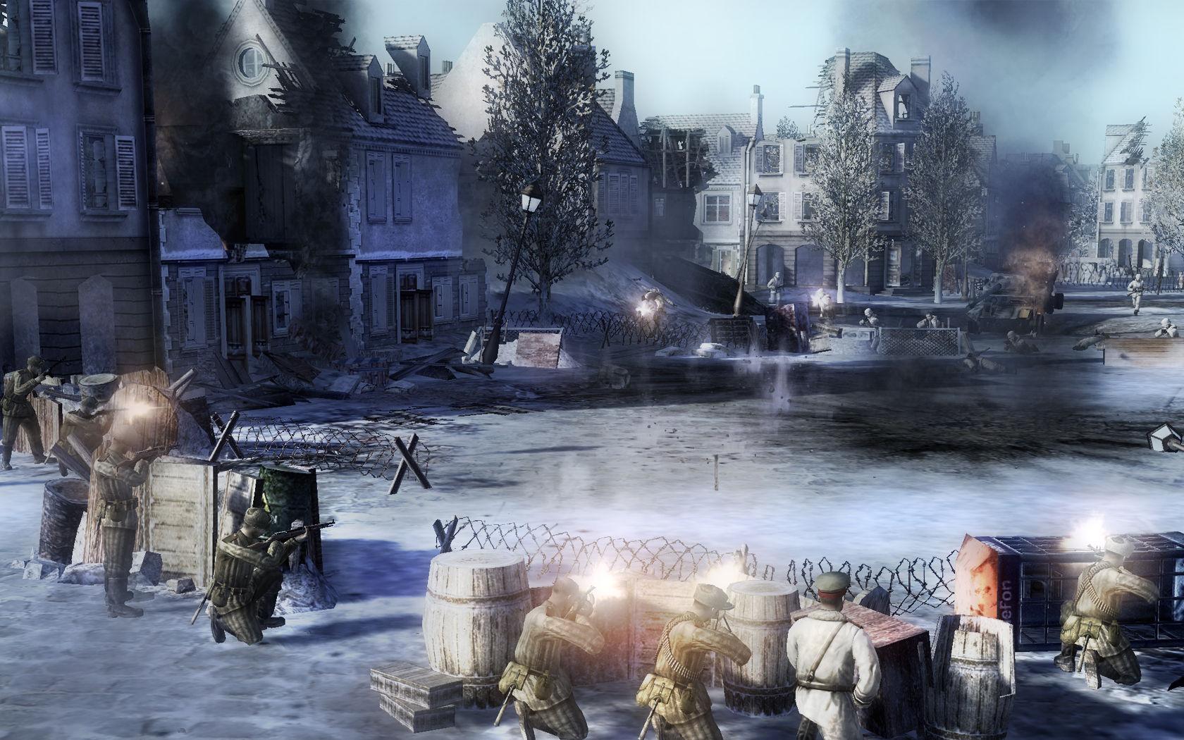 Men of War: Condemned Heroes ve vývoji 46346