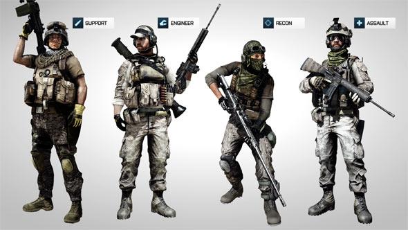 Battlefield 3 – multiplayer útokem 46368