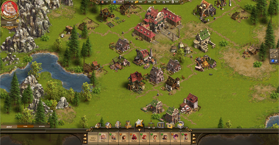 Tvůrci Settlers chystají Castle Empire 46410