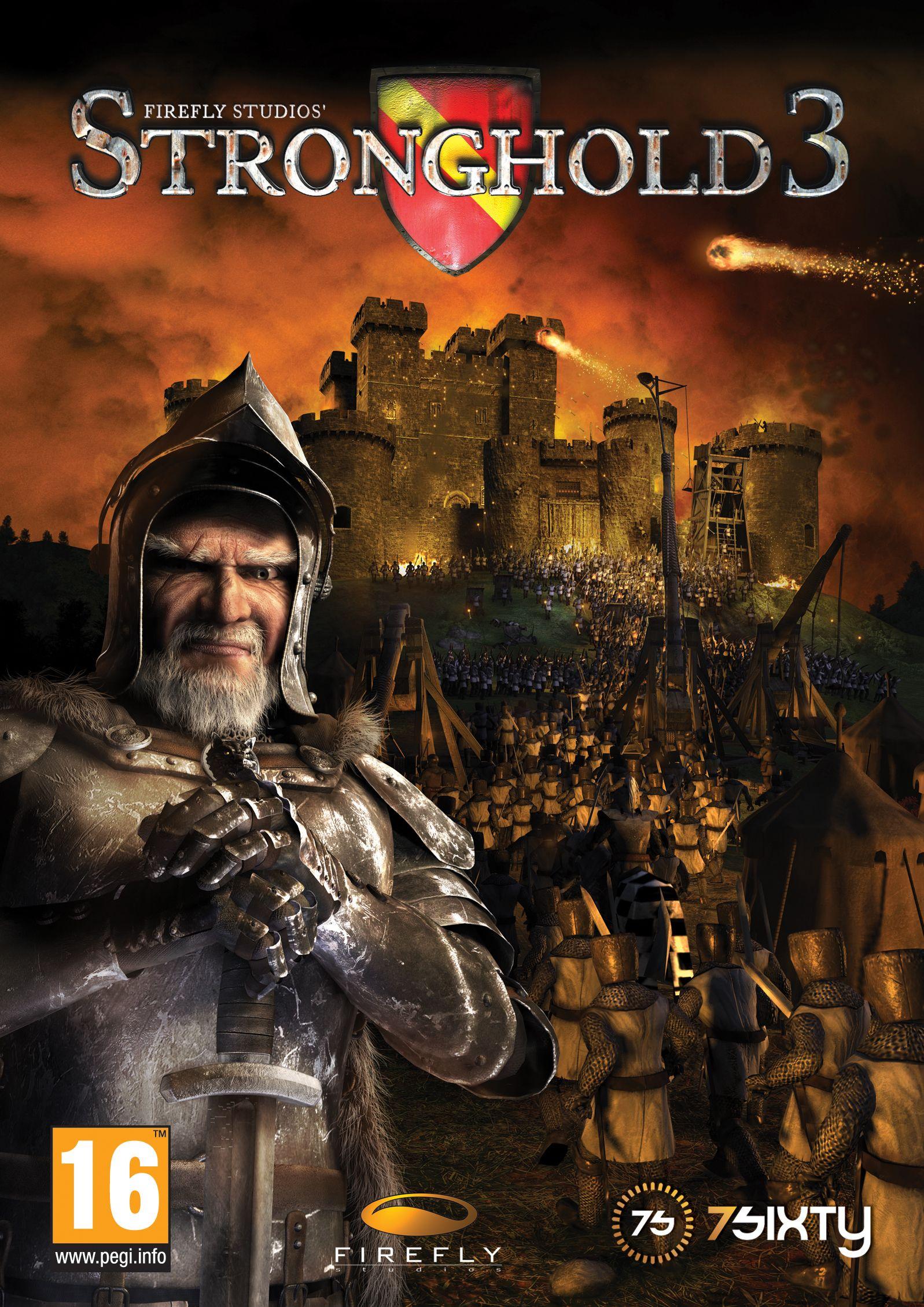 Stronghold 3 odložen na podzim 46534