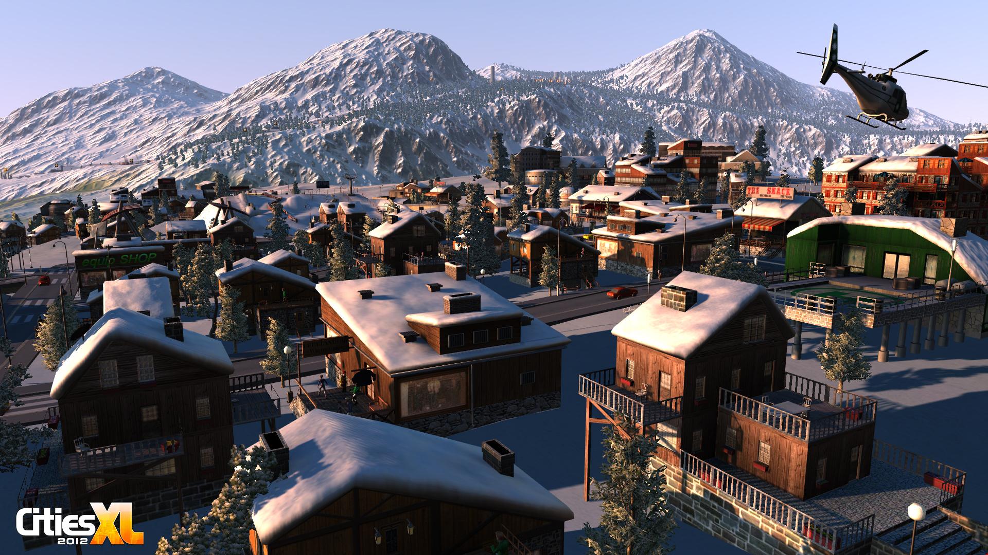 Představeno Cities XL 2012 46562