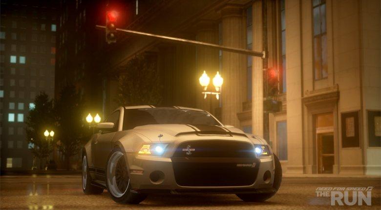 NFS: The Run odhaluje automobily 46579