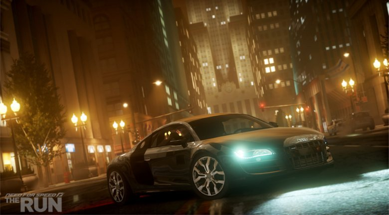 Need for Speed: The Run s filmovou podívanou 46590