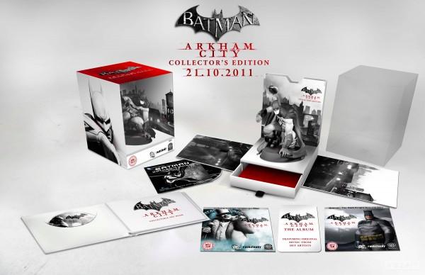 Speciálka Batman: Arkham City se odhaluje 47241