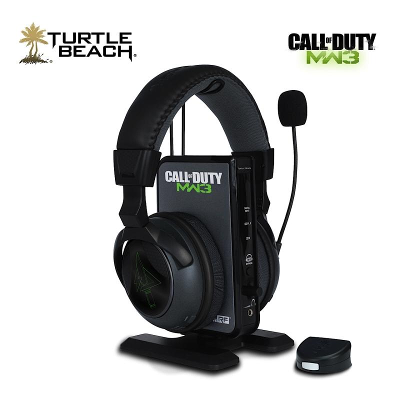 Modern Warfare 3 odhaluje sluchátka 47317