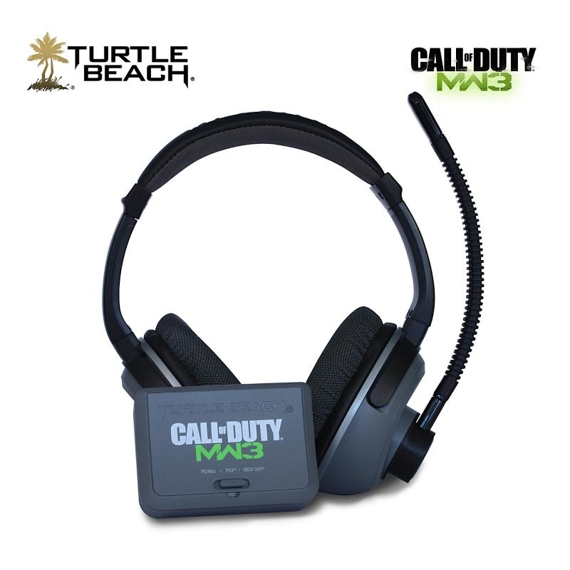 Modern Warfare 3 odhaluje sluchátka 47318
