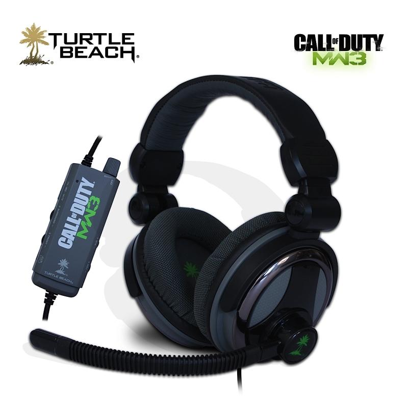 Modern Warfare 3 odhaluje sluchátka 47320