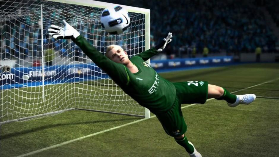 FIFA 12 bez Gambrinus ligy a reprezentace 47324
