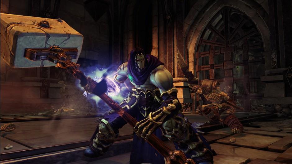 Proč je Darksiders II bez multiplayeru 47326