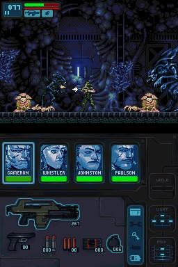 Aliens: Infestation oficiálně 47419