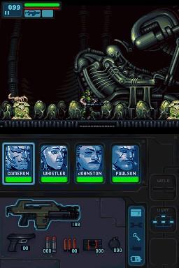 Aliens: Infestation oficiálně 47421