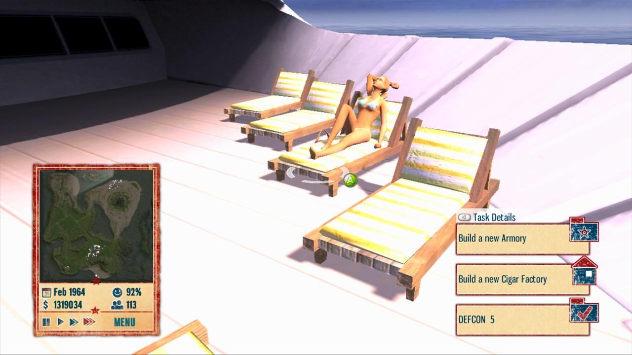 Galerie: Zábava na slunci v Tropico 4 47434