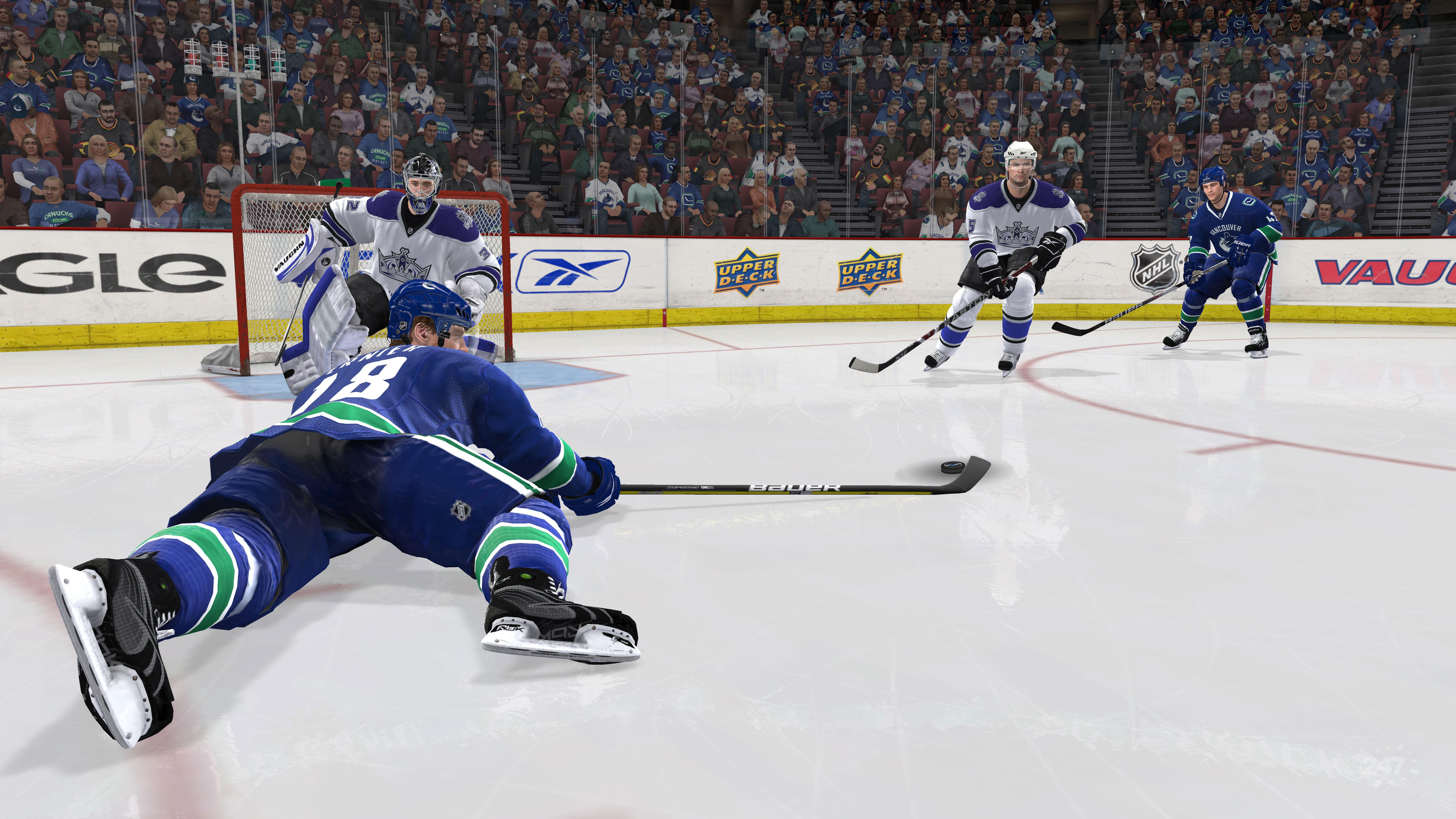 NHL 11 – lámání hokejek započne 4746