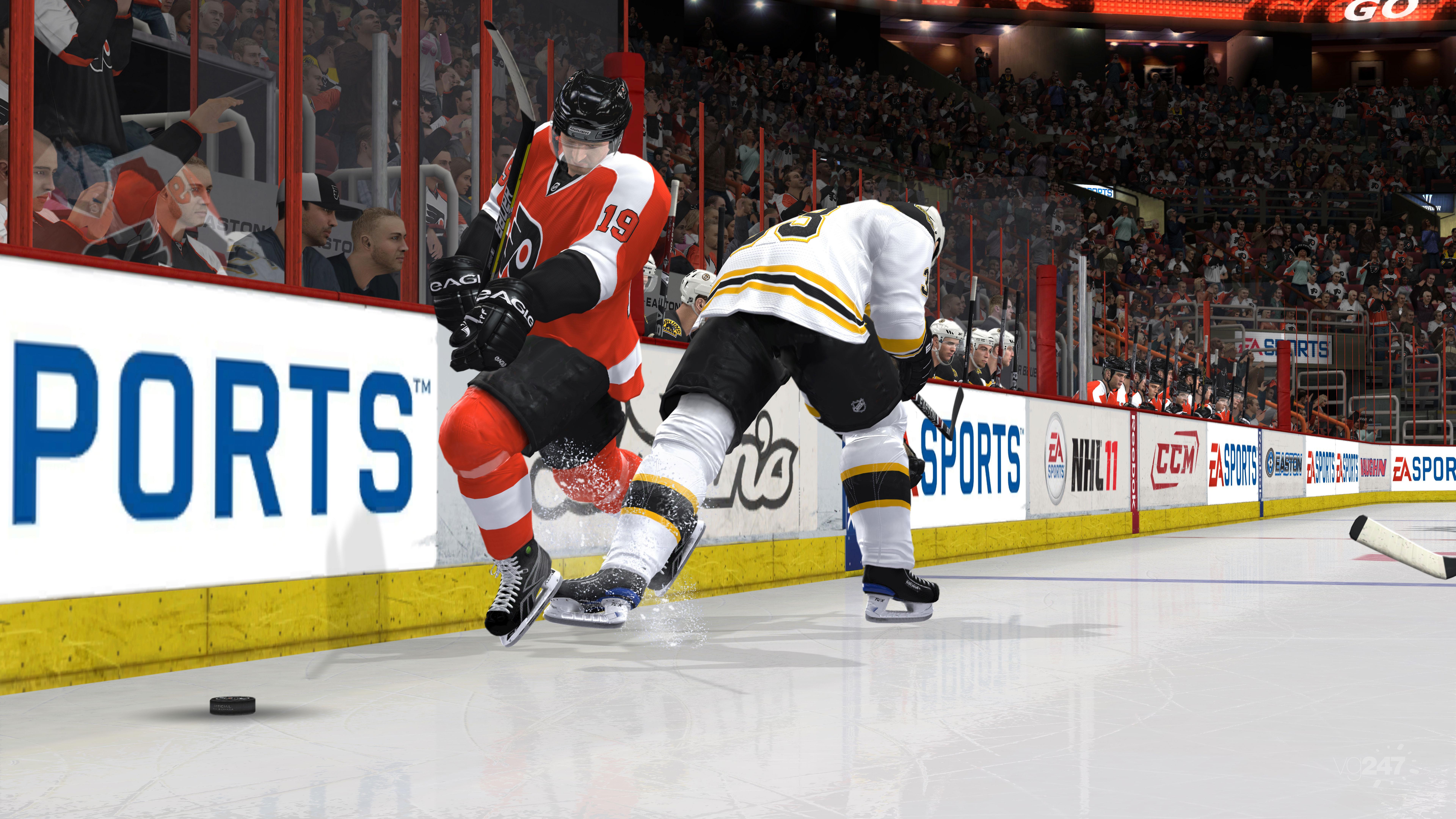 NHL 11 – lámání hokejek započne 4747