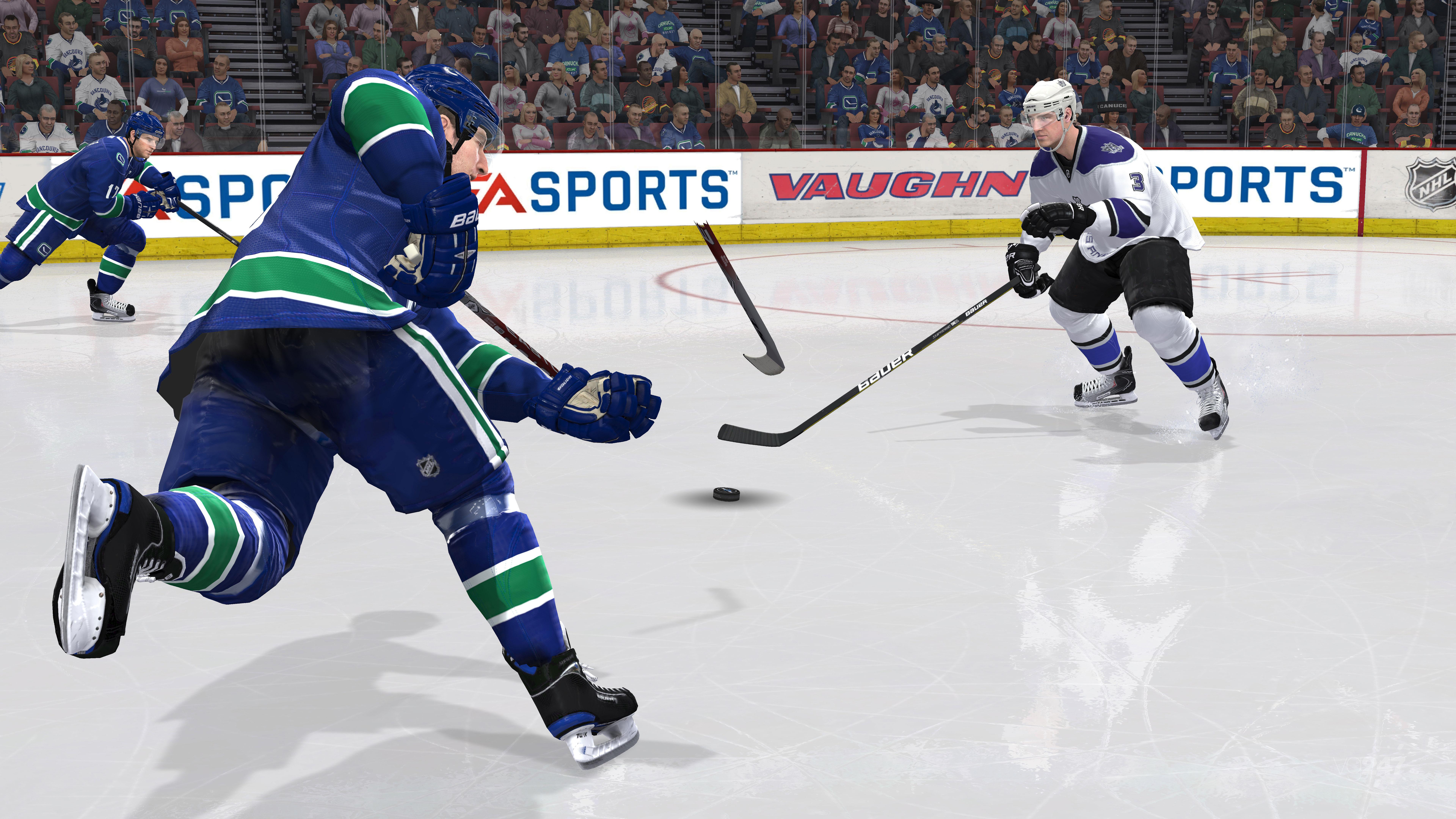 NHL 11 – lámání hokejek započne 4748