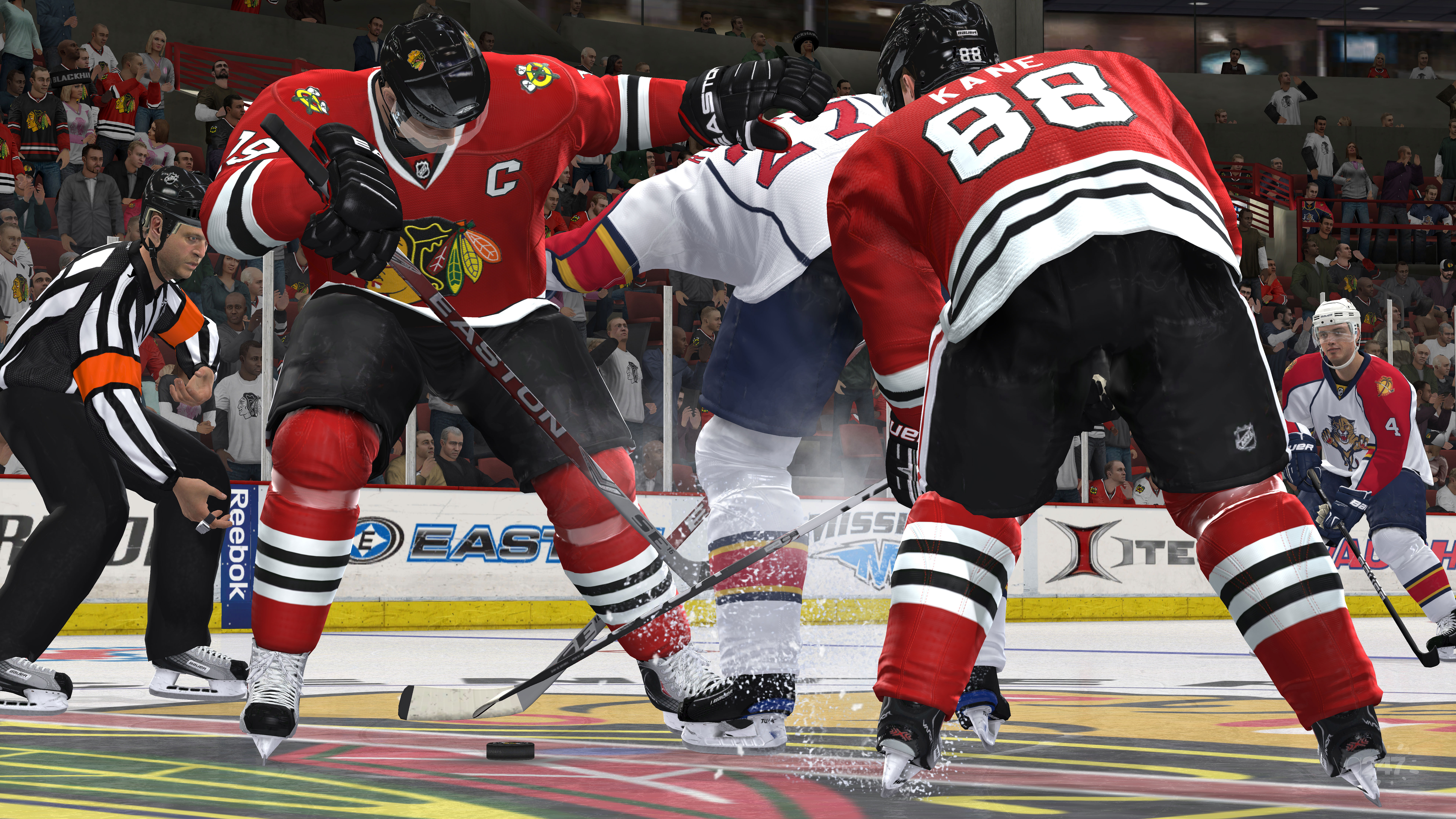 NHL 11 – lámání hokejek započne 4749