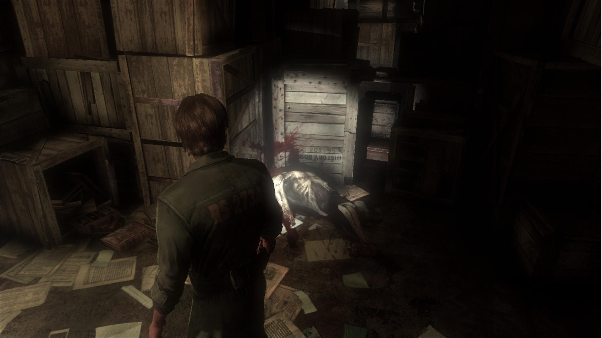 Galerie: Silent Hill: Downpour 47541