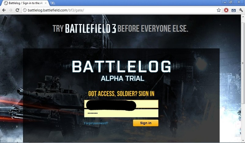 Battlefield 3 a obrázky z Battlelogu 47582