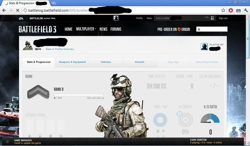 Battlefield 3 a obrázky z Battlelogu 47585