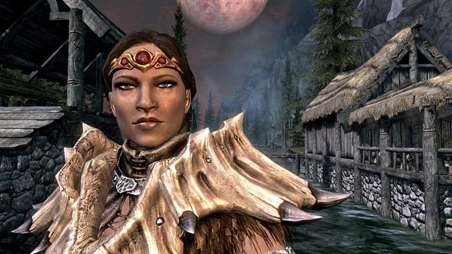 Elder Scrolls V: Skyrim – v kůži Orka 47589