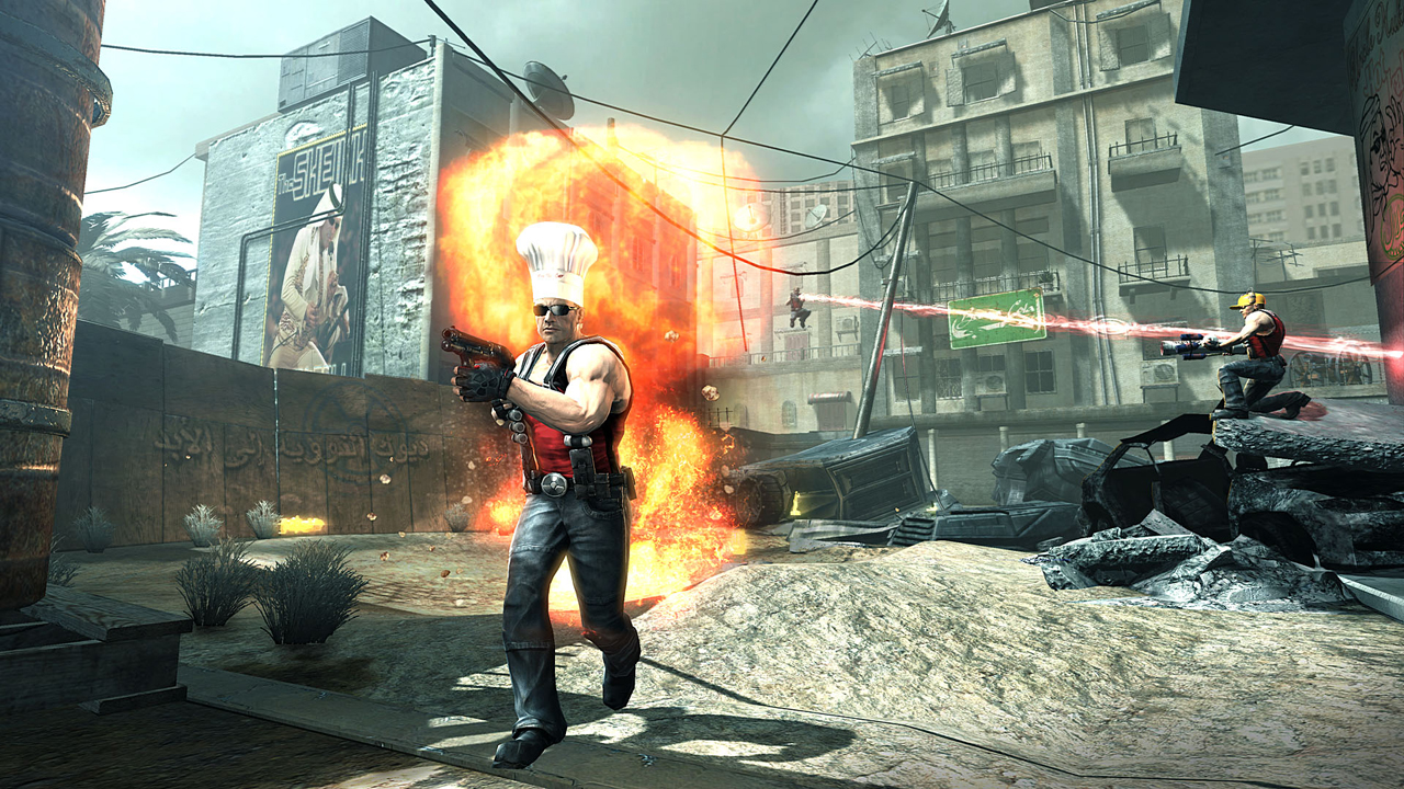 Oznámeno DLC pro Duke Nukem Forever 47761