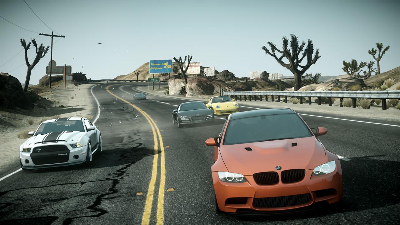 Need for Speed: The Run s filmovou podívanou 47764