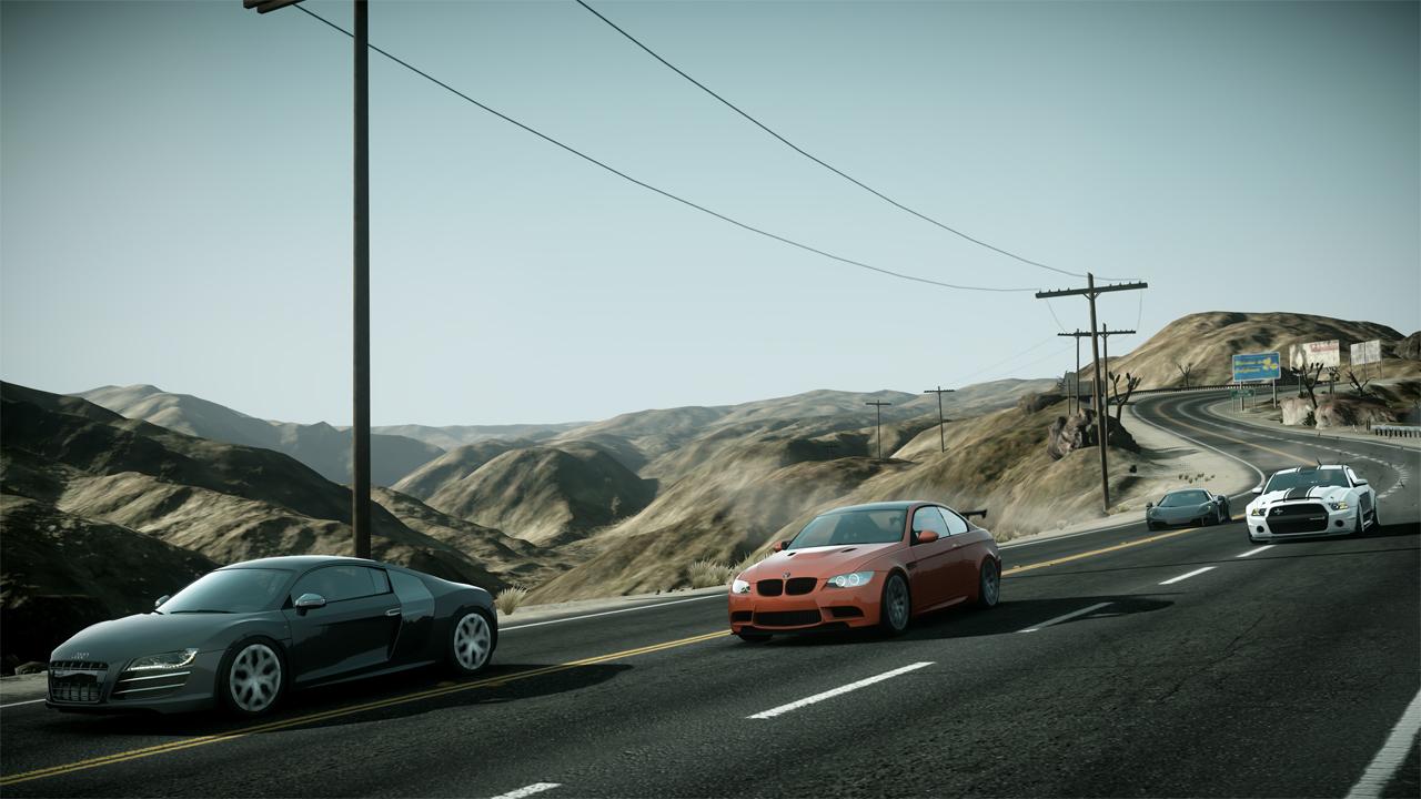 Need for Speed: The Run s filmovou podívanou 47767