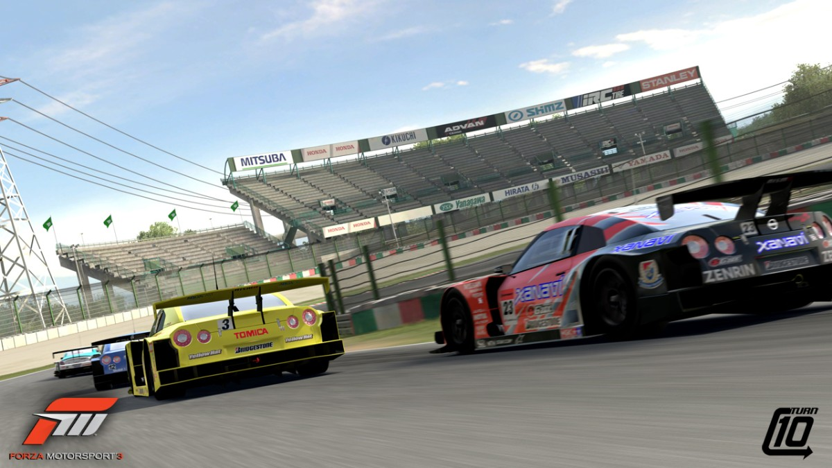 Forza zahajuje spolupráci s Top Gear 4782