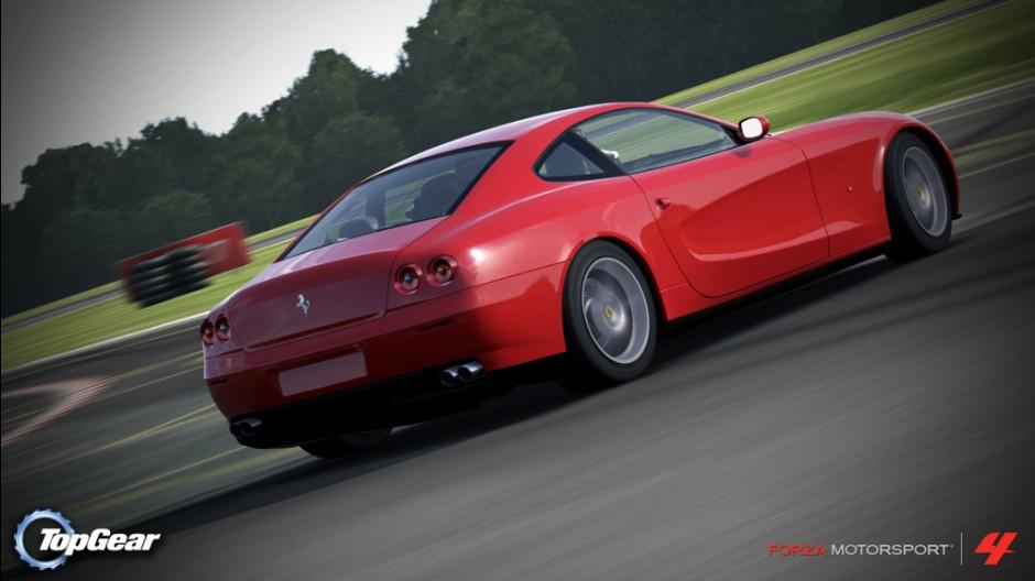 Forza 4 - co na nás chystá Top Gear? 47883