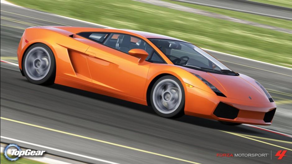 Forza 4 - co na nás chystá Top Gear? 47885
