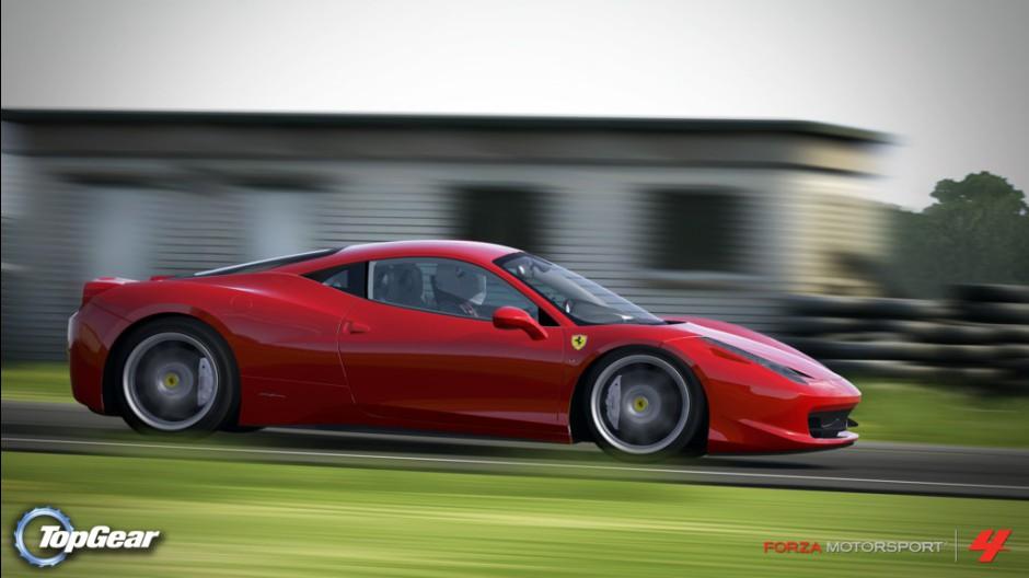 Forza 4 - co na nás chystá Top Gear? 47888