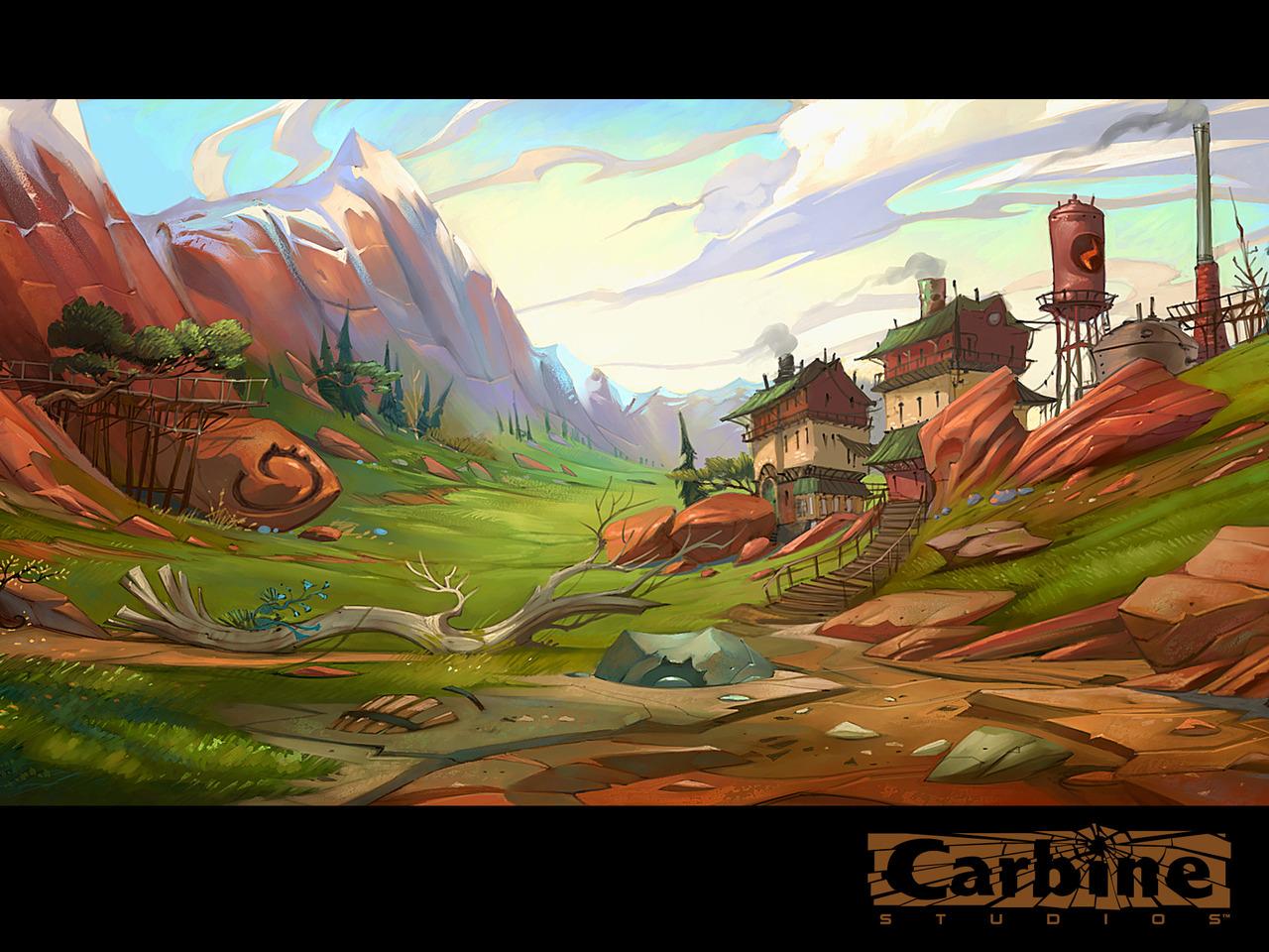 NCsoft na Gamescomu odhalí nové MMO 47961
