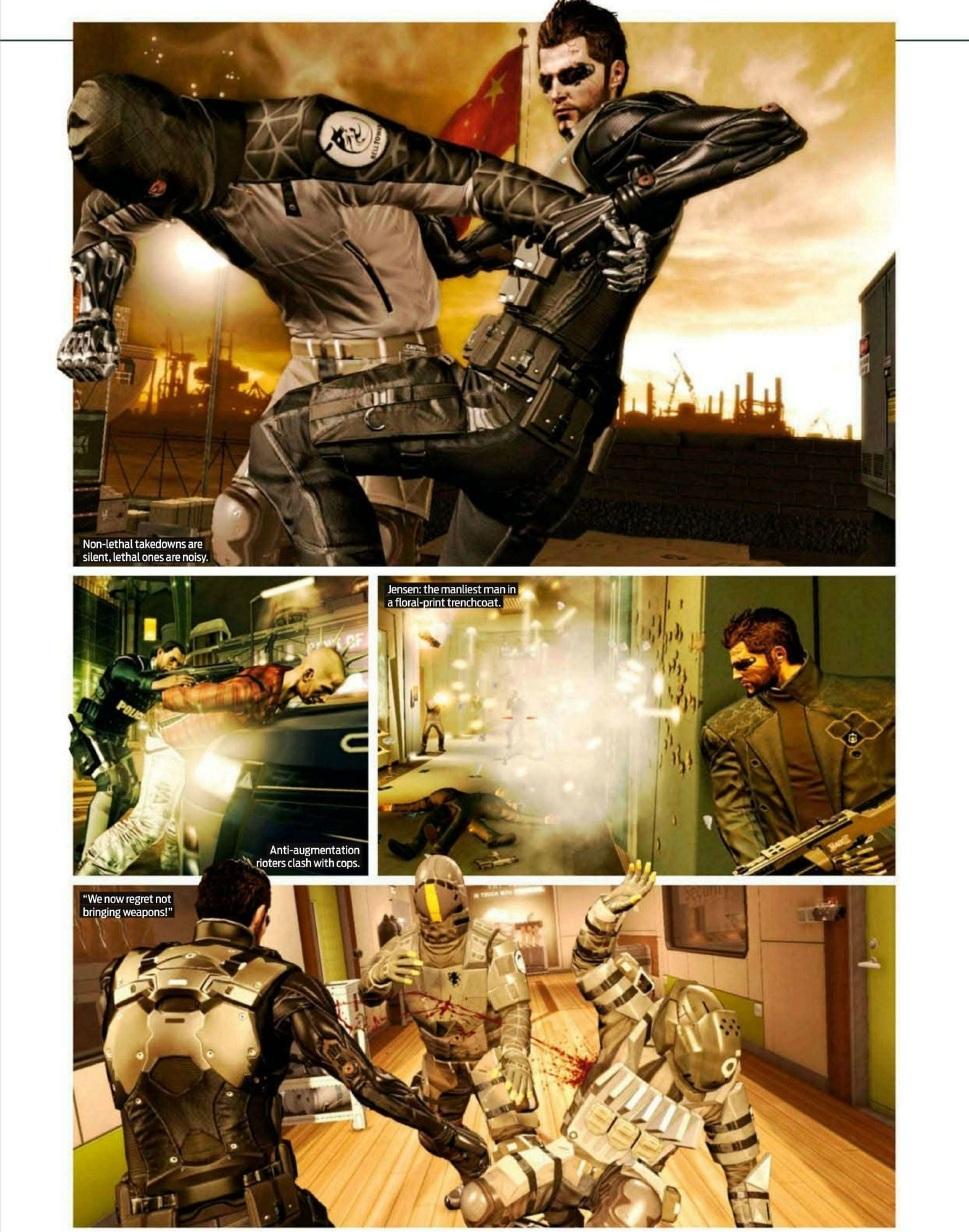Deus Ex: Human Revolution v první recenzi 48076