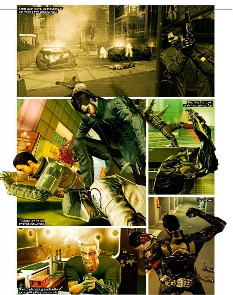Deus Ex: Human Revolution v první recenzi 48079