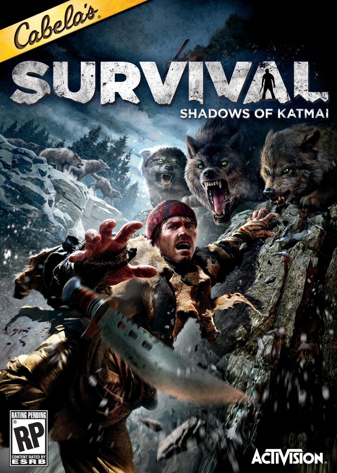 Cabela's Survival: Shadows of Katmai odhalen 48086