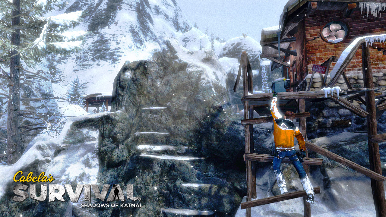 Cabela's Survival: Shadows of Katmai odhalen 48087