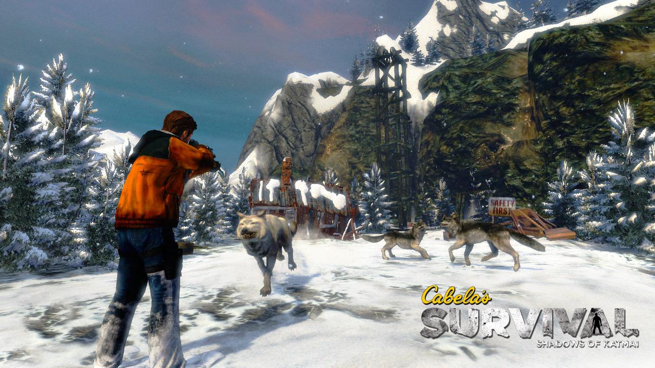 Cabela's Survival: Shadows of Katmai odhalen 48088