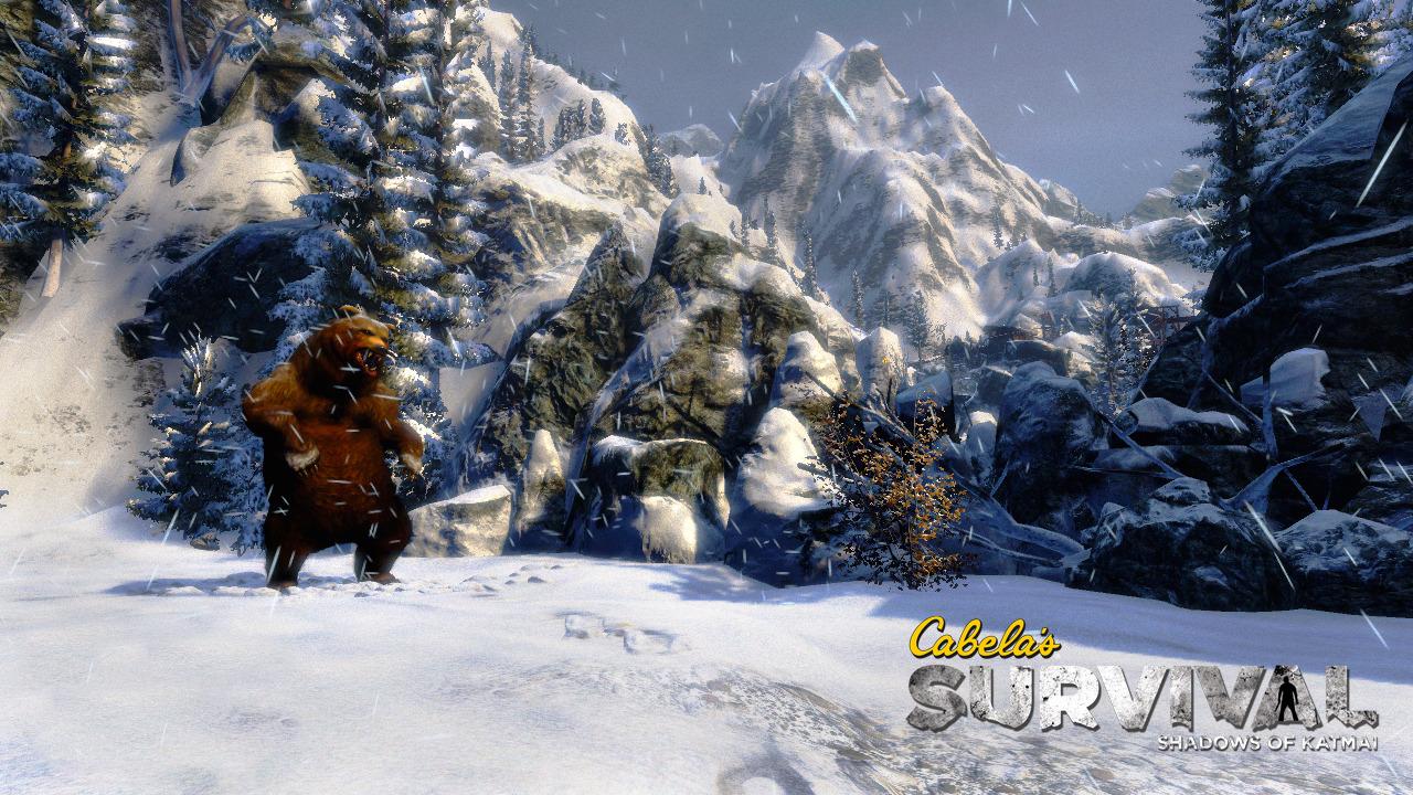 Cabela's Survival: Shadows of Katmai odhalen 48089