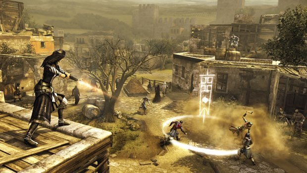Assassin's Creed: Revelations - pohled na multiplayer 48348