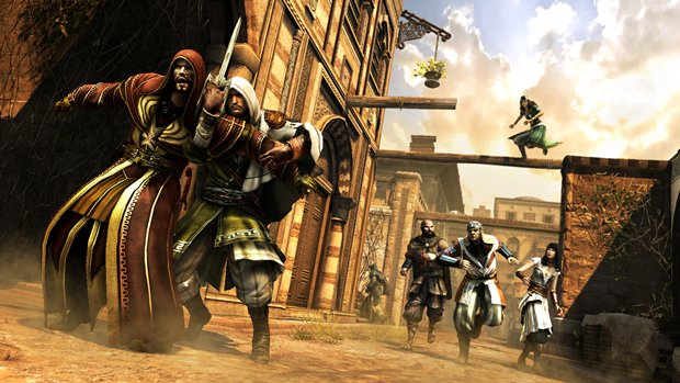 Assassin's Creed: Revelations - pohled na multiplayer 48353