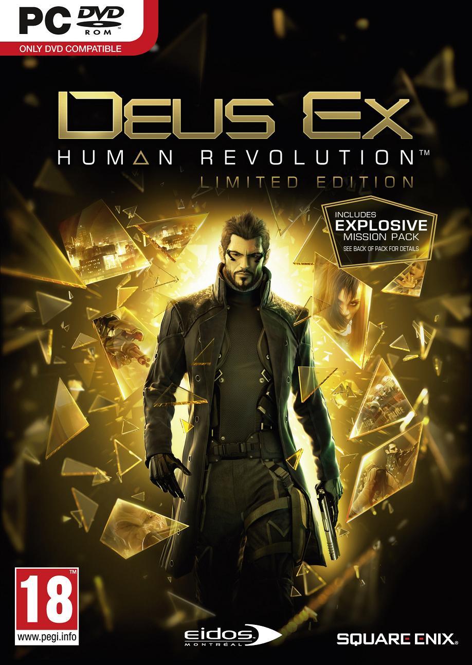 Bonusové DLC k Deus Ex: Human Revolution 48354