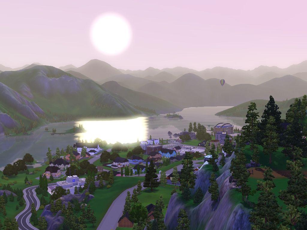 Představen přídavek The Sims 3: Horské lázně 48379