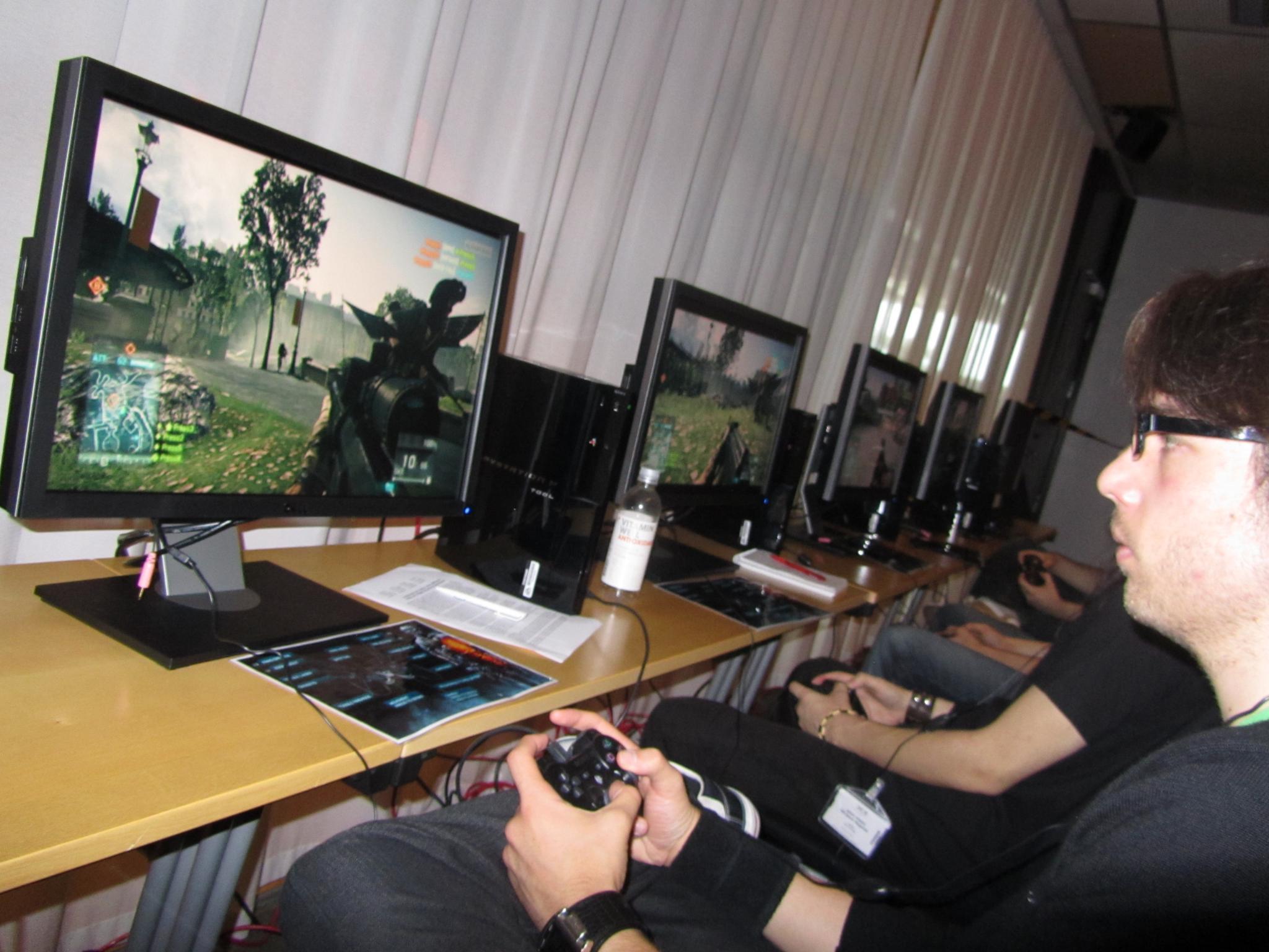 Uniká první obrázek z PS3 verze Battlefieldu 3 48397
