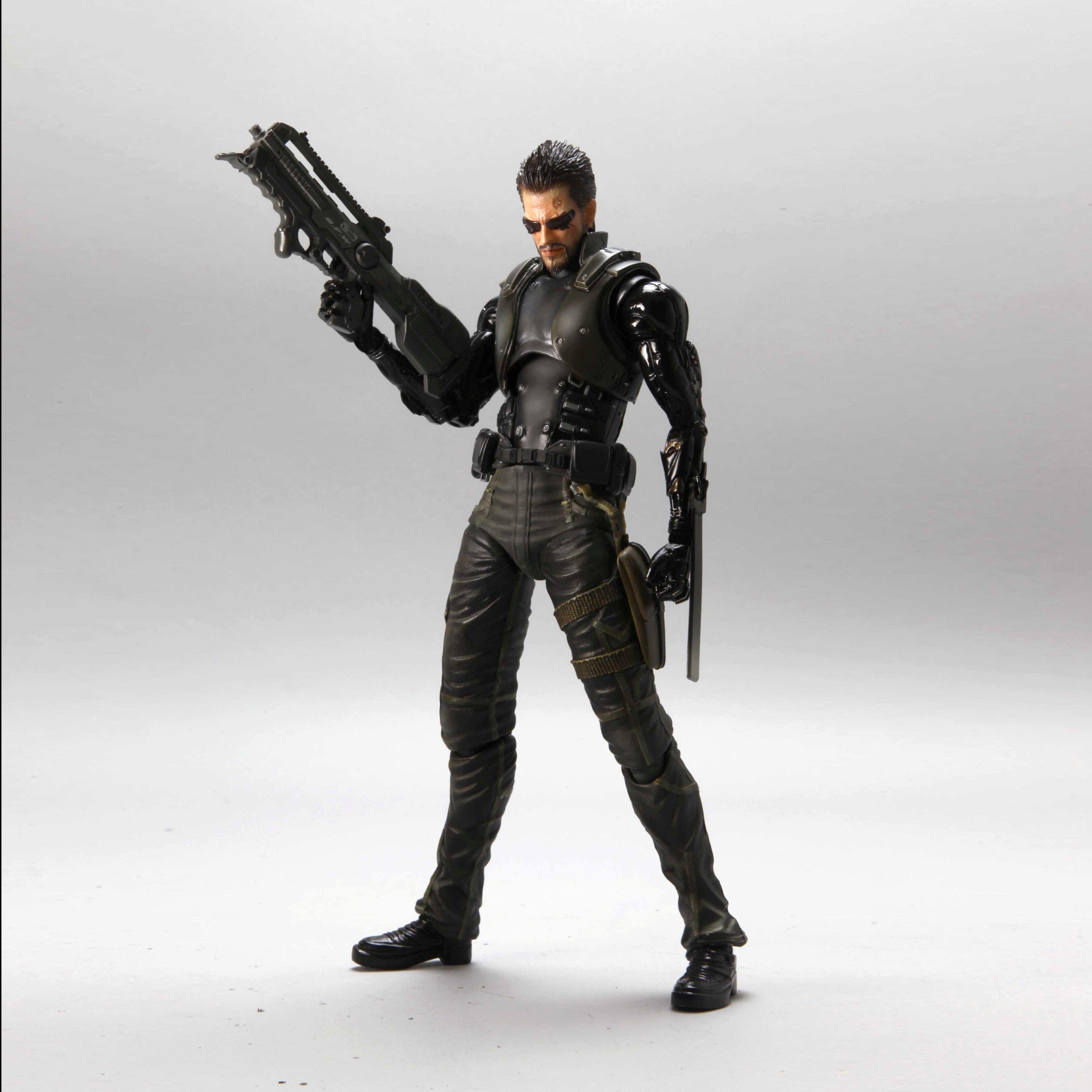 Jak si vybrat edici Deus Ex: Human Revolution 48403