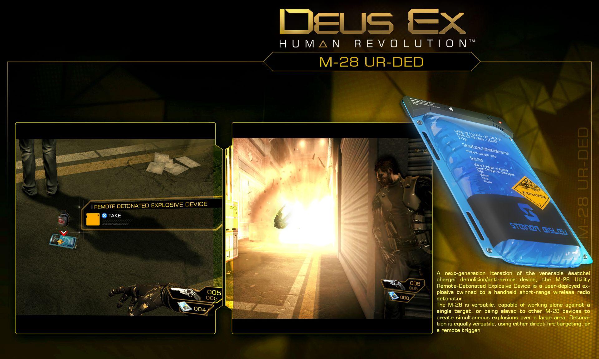 Jak si vybrat edici Deus Ex: Human Revolution 48408